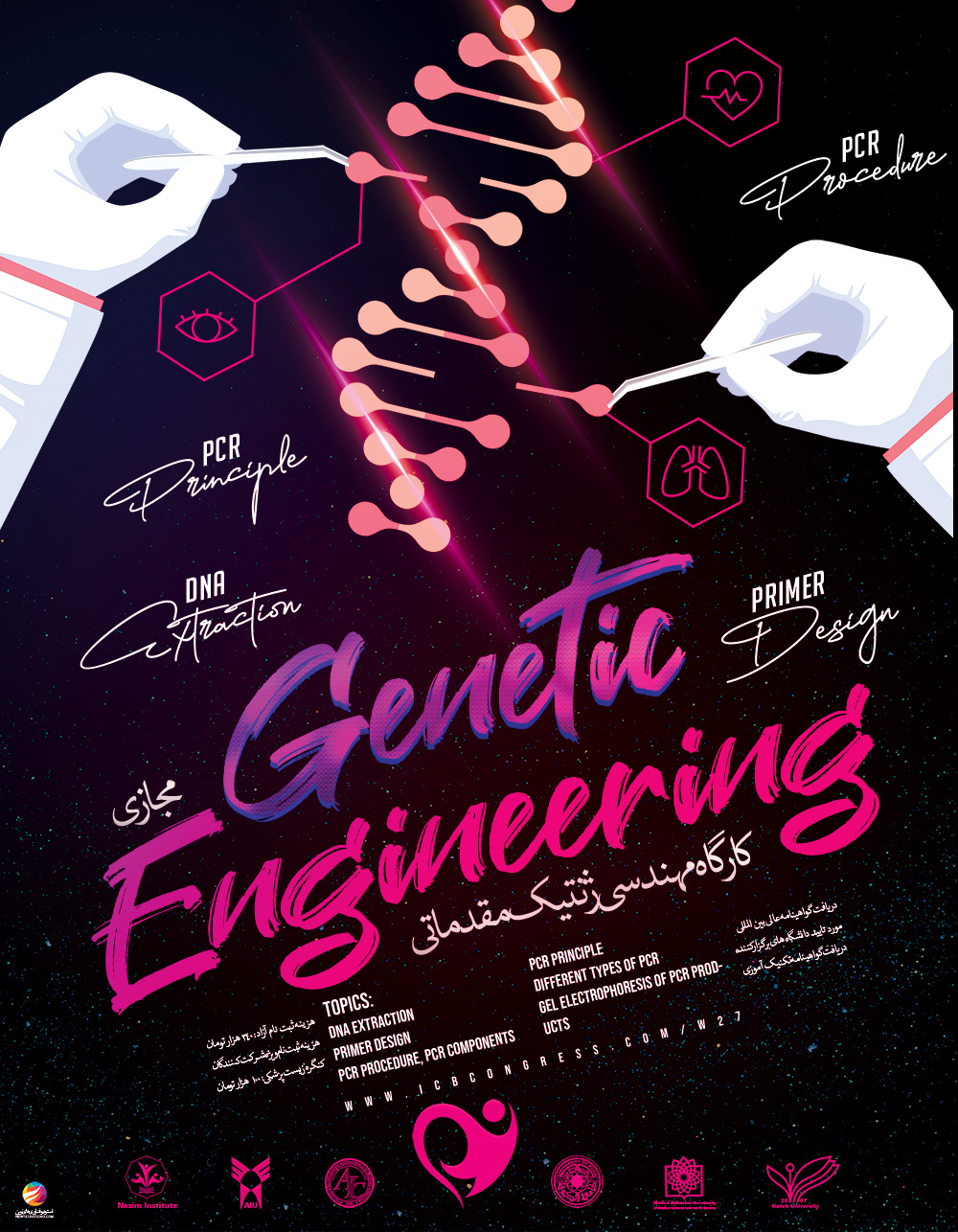 Genetic Engineering (Preliminary) Workshops