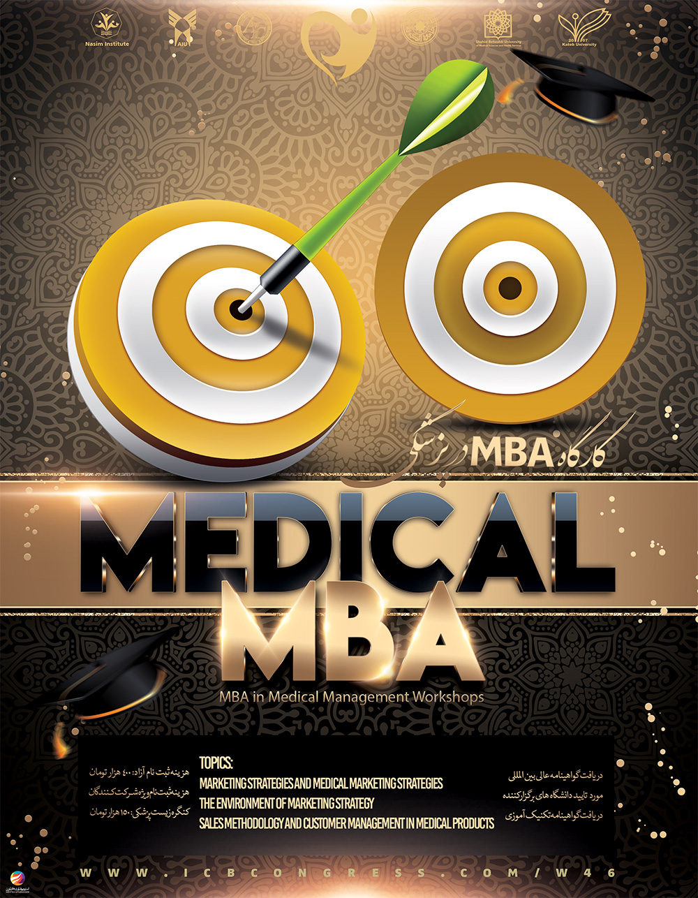 MBA in Medical Management Workshops