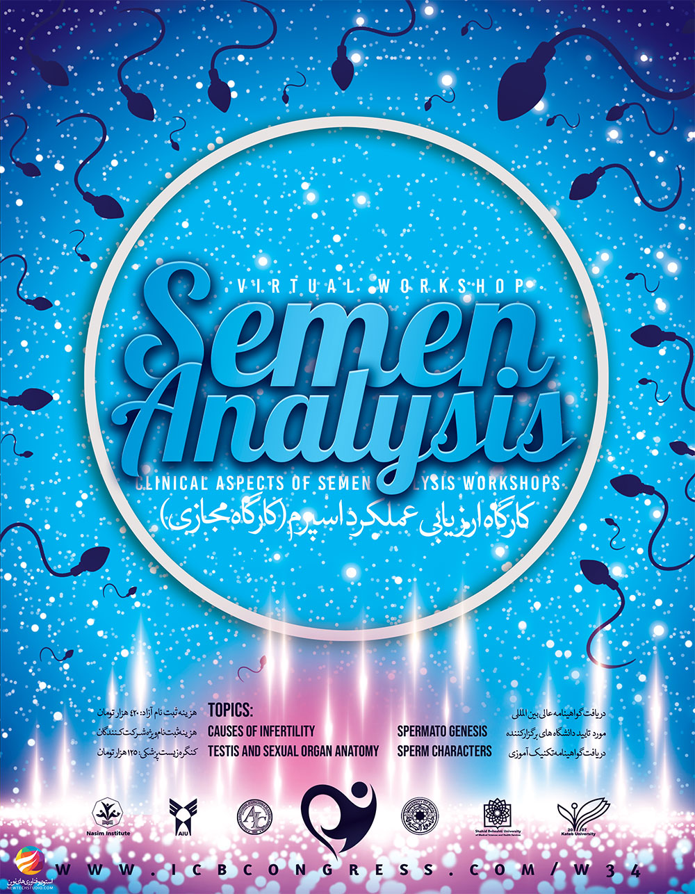 Clinical Aspects of Semen Analysis Workshops