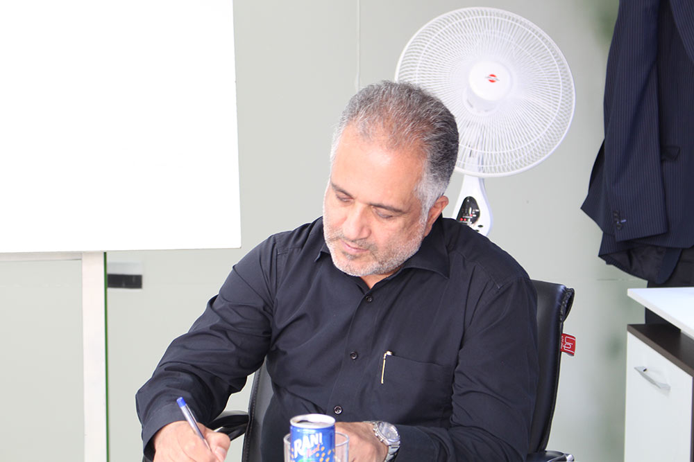 Mohammad Mesgar Tehrani